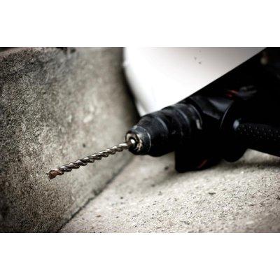 Vrták SDS-plus Bionic, súprava 5 ks, Heller - pre117734.jpg