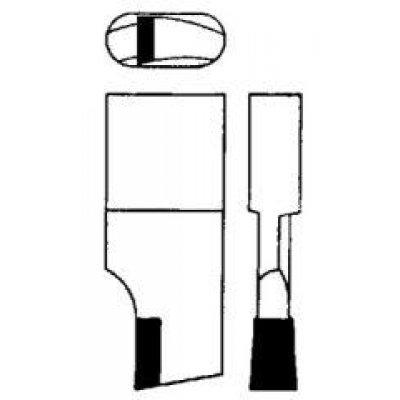Nôž pre kruhové vyrezávací tvrdokov 00 a 00A7 GFS