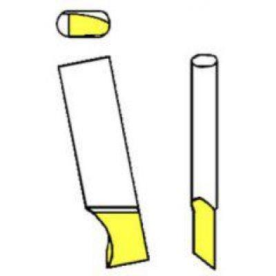 Nôž pre kruhové Vyrezávací TiN Liliput 122 GFS