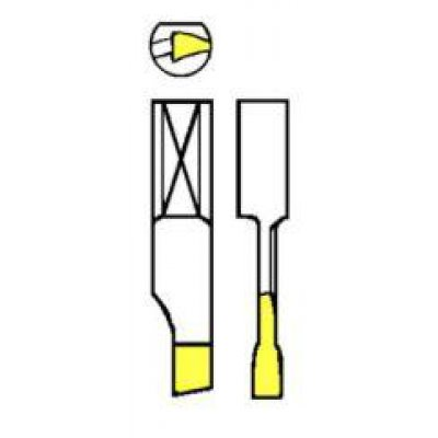 Nôž pre kruhové vyrezávací tvrdokov 00 a 00A6 GFS