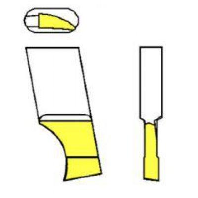 Nôž pre kruhové Vyrezávací TiN 00A8 GFS