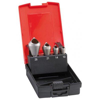 Sada Odhrotovací záhlbníkov HSS-Co priečny otvor 90 ° 2-20mm FORMAT