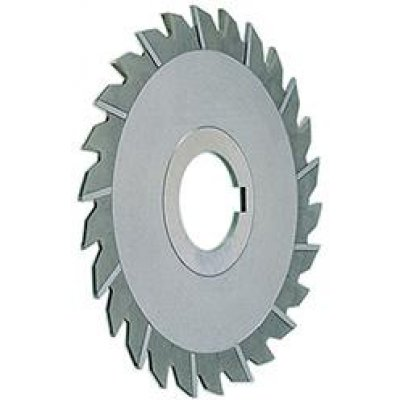 Kotúčová fréza DIN1834 HSS-Co5 125x6,0mm FORMAT