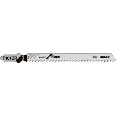 List pre pílu dierové píly T 101 BR 5 ks./balení Bosch