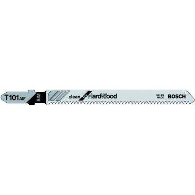 List pre pílu dierové píly T 101 AIF 5 ks./balení Bosch
