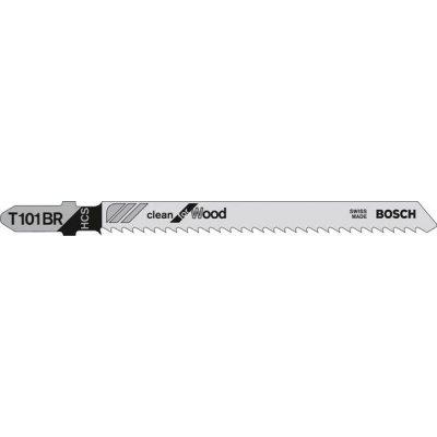 List pre pílu dierové píly T 101 BR 25 ks./balení Bosch