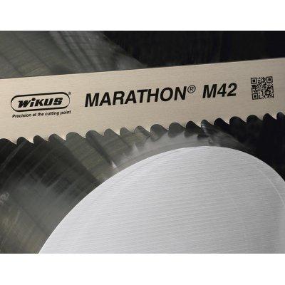 Pílový pás MARATHON M42 Z4-6 2450x27x0,9mm WIKUS