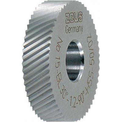 Radlovacie frézovacie koliesko DIN403 PM BL30 25x6x8mm 0,6 rozteč ZEUS