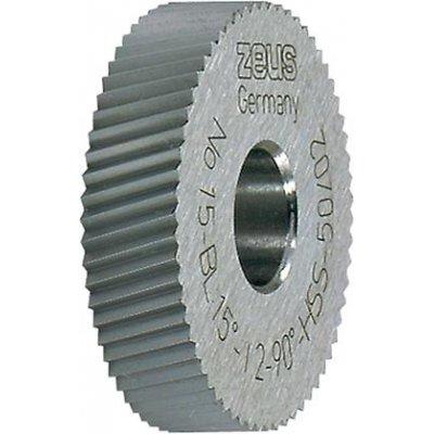 Radlovacie frézovacie koliesko DIN403 PM BL 10x3x6mm 0,6-rozteč ZEUS