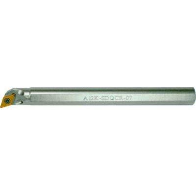 Nožová tyč 107,5 ° vnútorné chladenie A12K SDQCR 07