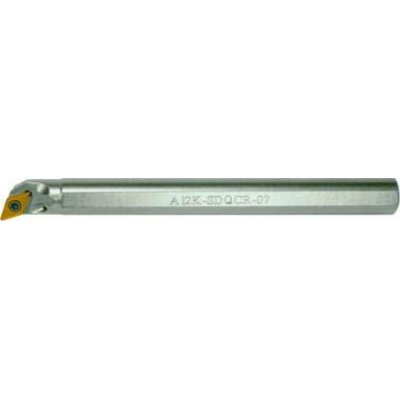 Nožová tyč 107,5 ° vnútorné chladenie A20Q SDQCR 07