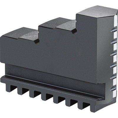 Sada čeľustí (3) DIN6350BB 160mm FORMAT