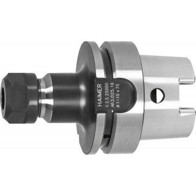 Kleštinový upínač DIN69893A-ER HSK-A100 25x160mm HAIMER