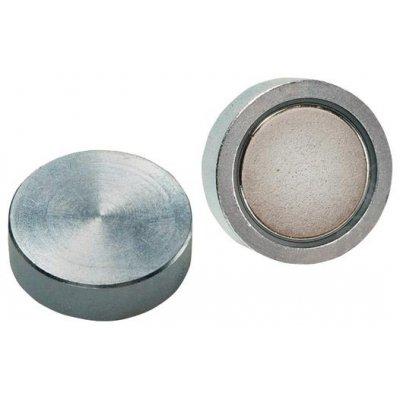 Magnetický plochý chapač NdFeB bez závitu 20x6mm FORMAT