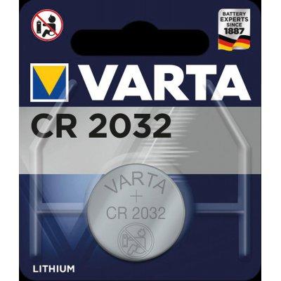 Gombíkový článok Electronics CR 2032 VARTA