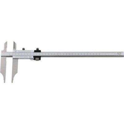 Dielenská posuvné meradlá odčítanie bez paralaxy + meracie hroty presné nastavenie 200x80mm FORMAT