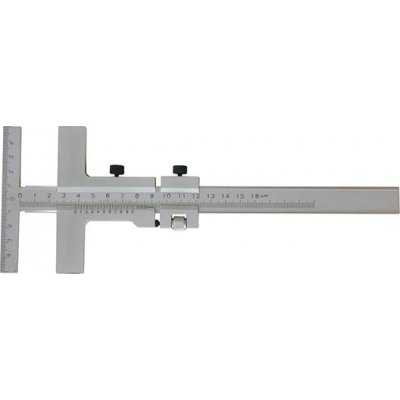 Posuvné meradlo na rysovanie presné nastavenie 160mm
