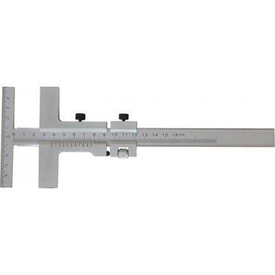 Posuvné meradlo na rysovanie presné nastavenie 250mm