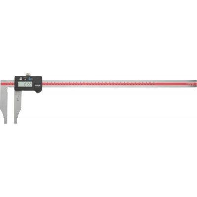 Dielenské posuvné meradlo digitálne bez meracích hrotov 500mm FORMAT