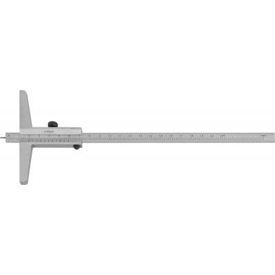 Posuvný hĺbkomer meracie kolík 200mm FORMAT