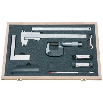 Sada meracie nástroje, 8 ks. fukcie Tams TWIN FORMAT