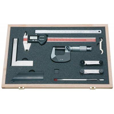 Sada meracie nástroje, 8 ks. funkcie Tams FORMAT