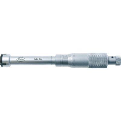 Dutinomer trojbodový 25-30mm MAHR