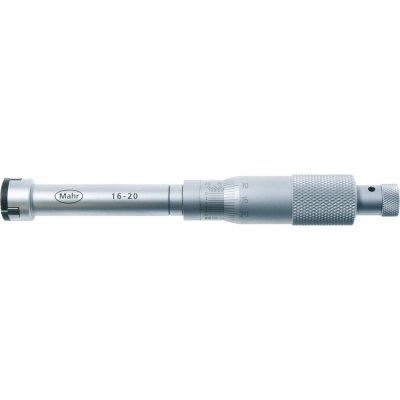 Dutinomer trojbodový 125-150mm MAHR