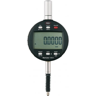 Odchýlkomer digitálny MarCator 0,0005 / 25mm 1086WR MAHR
