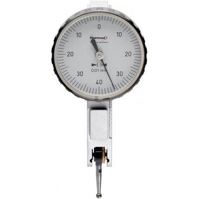 Páčkový úchylkomer 0,8mm A / 32mm FORMAT
