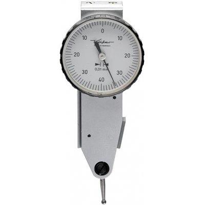 Páčkový úchylkomer 0,2mm B / 40mm Käfer