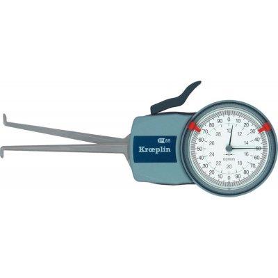 Vnútorné rychlosnímač Intertest 2,5-12,5mm KRÖPLIN