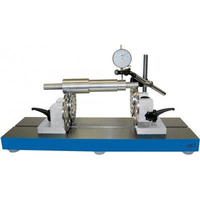 Prístroj na kontrolu vycentrovaného chodu bez hrotov 250x400mm HP