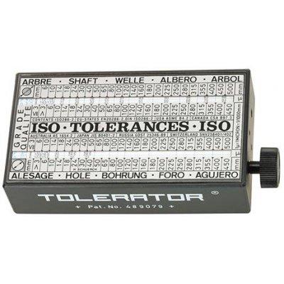 ISO tolerančný kľúč FORMAT