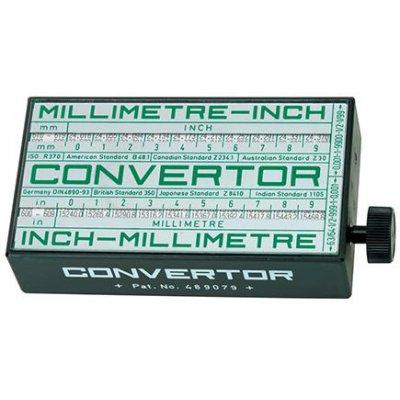 Prevodník jednotiek Convertor FORMAT
