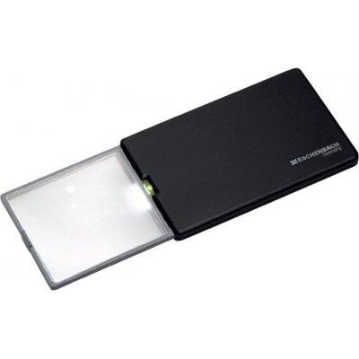 Lupa s vreckový svietidlom easy Pocket 3,0x ESCHENBACH