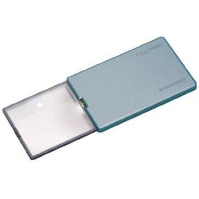 Lupa s vreckový svietidlom easy Pocket 4,0x ESCHENBACH