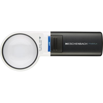 Lupa s osvetlením Mobilux 7x D35mm ESCHENBACH