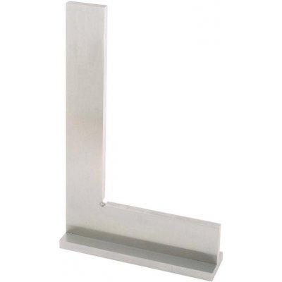 Dorazový uholník, DIN 875 / 0B 75x50mm nerez FORMAT
