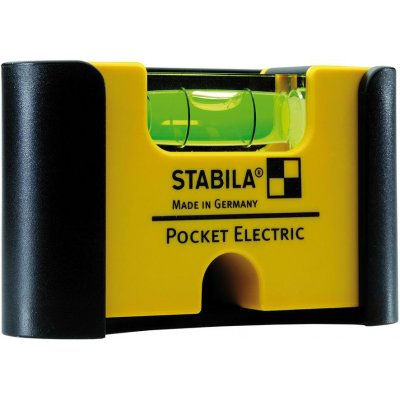 Mini vodováha Pocket Electric 7cm SB STABILA