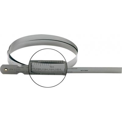 Obvodové meračské pásmo 5960-7230mm FORMAT