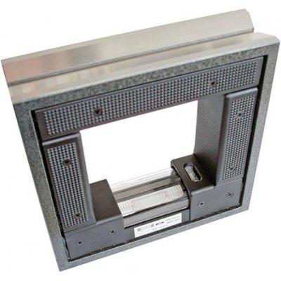 Rámová vodováha 150x150mm / 0,1mm / m RÖCKLE