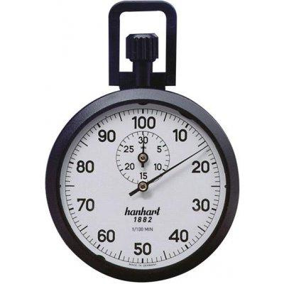 Presné mechanické stopky 1/100-min. 30min. HANHART