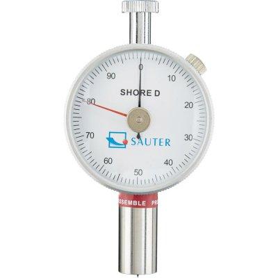 Shore-Durometer Shore D / 100HD Sauter
