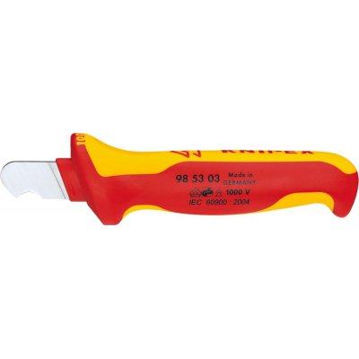 VDE nôž na káble ohnutý mm KNIPEX