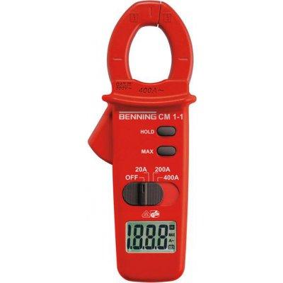 Digitálny multimeter s prúdovými kliešťami CM 1-1 BENNING