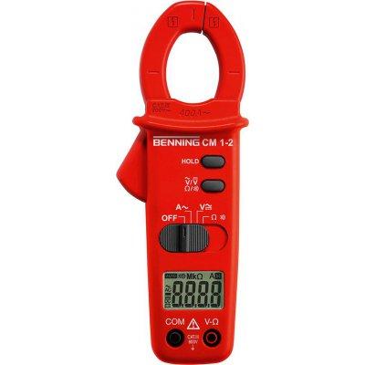 Digitálny multimeter s prúdovými kliešťami CM 1-2 BENNING