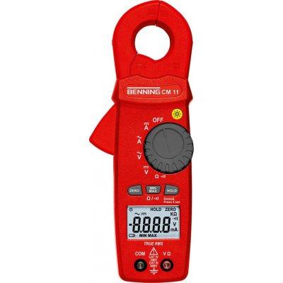 Digitálny multimeter s prúdovými kliešťami CM 11 BENNING