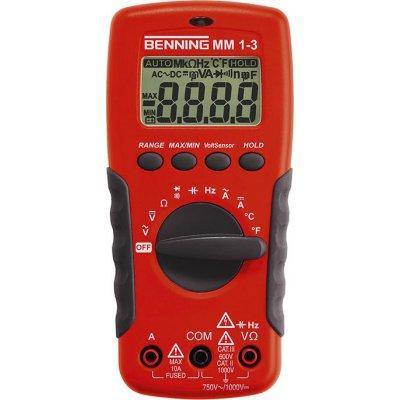 Digitálny multimeter MM 1-3 BENNING