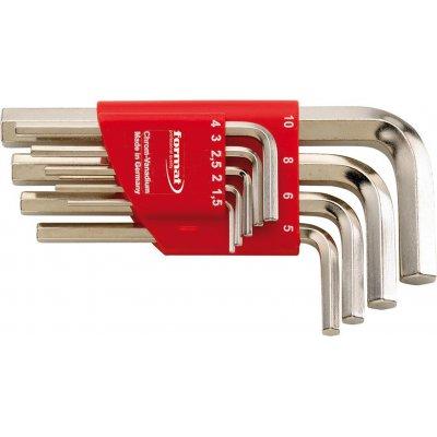 Držiak na inbusové kľúče 1,5-10x mm 9 ks. FORMAT